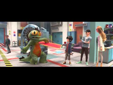disney big hero 6 meet the team image