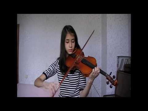 The Greatest - Sia (Violin cover by Natalia Sova)