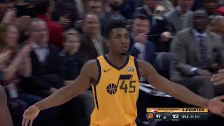 4th Quarter, One Box Video: Utah Jazz vs. Phoenix Suns