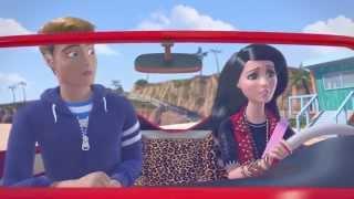 БАРБИ 60 серия Фантастическая гонка   Barbie