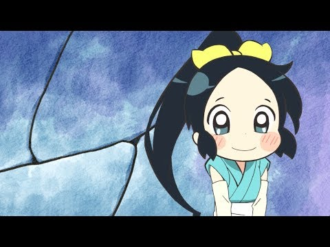 Lily's Blow「花の影」Anime版ミュージックビデオ Short Ver.