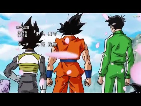 Dragon Ball Super Ending 3 - Usubeni - LACCO TOWER (Light Pink) [Sub Español]