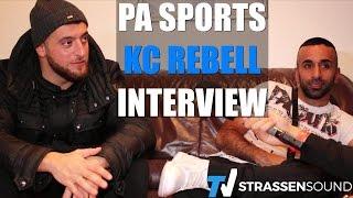PA SPORTS & KC REBELL Interview: Tour, Kianush, Buch, Manuellsen, Haftbefehl, Eiskalte Killer, Film