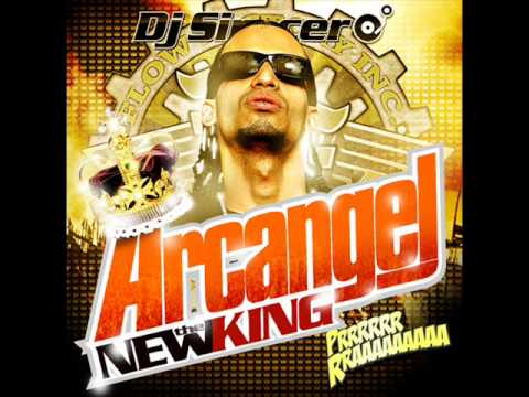 01. arcangel  y dj sin-cero -  i really mean it