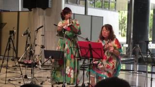 みえいこ6月18日国立民族博物館 音楽の祭日2017