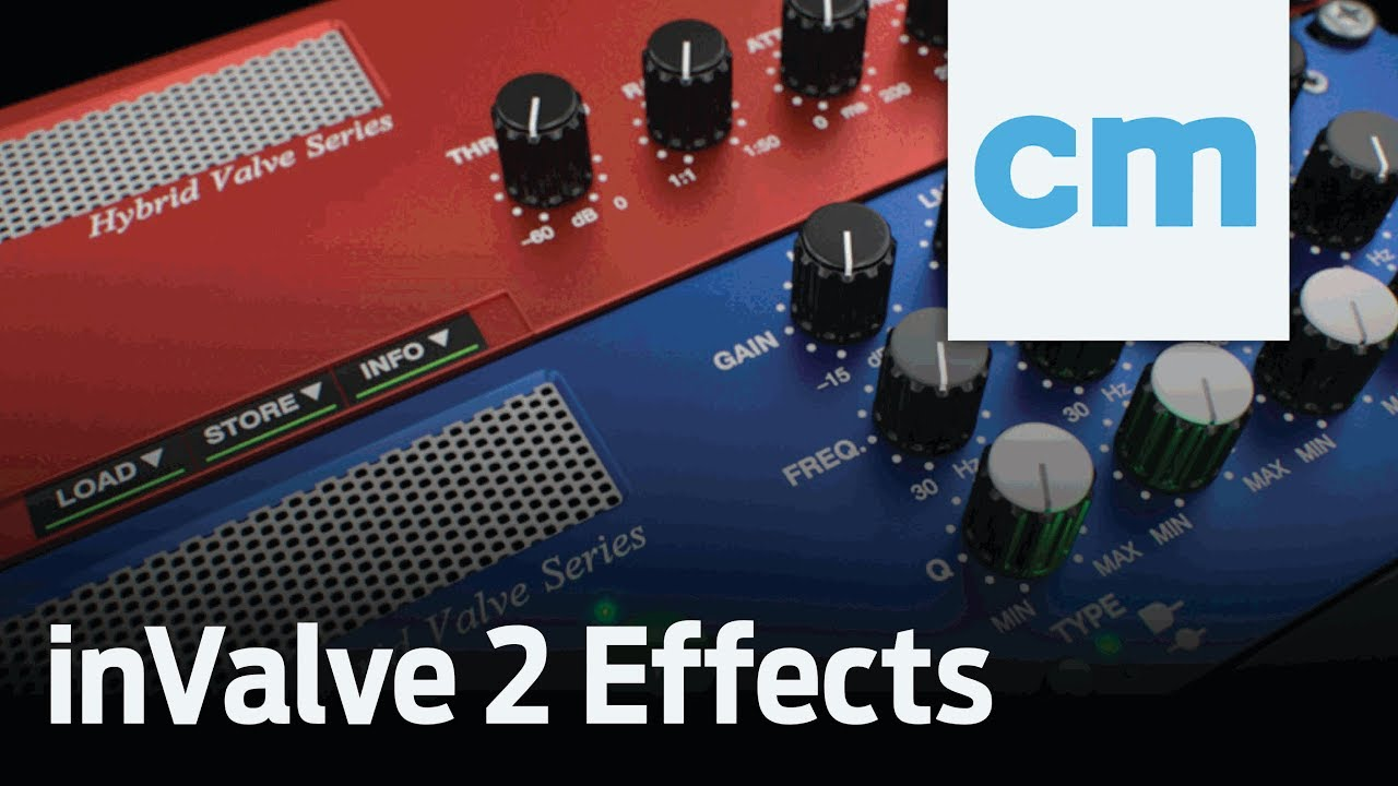 3 FREE Mixing Plugins Worth $49   Audified InValve Effects