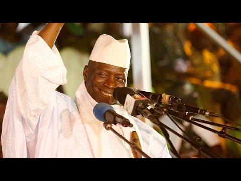 Gambia: Yahya Jammeh accused of killing journalist