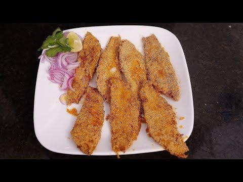 Crispy Lepo Fish Fry | Tongue | Sole Fish Fry
