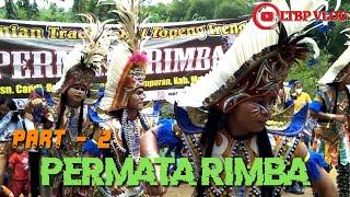 Topeng Ireng PERMATA RIMBA - Babak 2 Live Wisata Pasar Kalipong