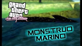 EL MONSTRUO MARINO DE GTA VICE CITY STORIES [INVESTIGACIÓN]