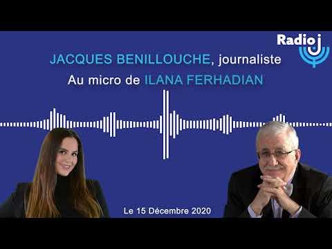 Accords de normalisation Maroc-Israël : le journaliste Jacques Benillouche sur Radio J