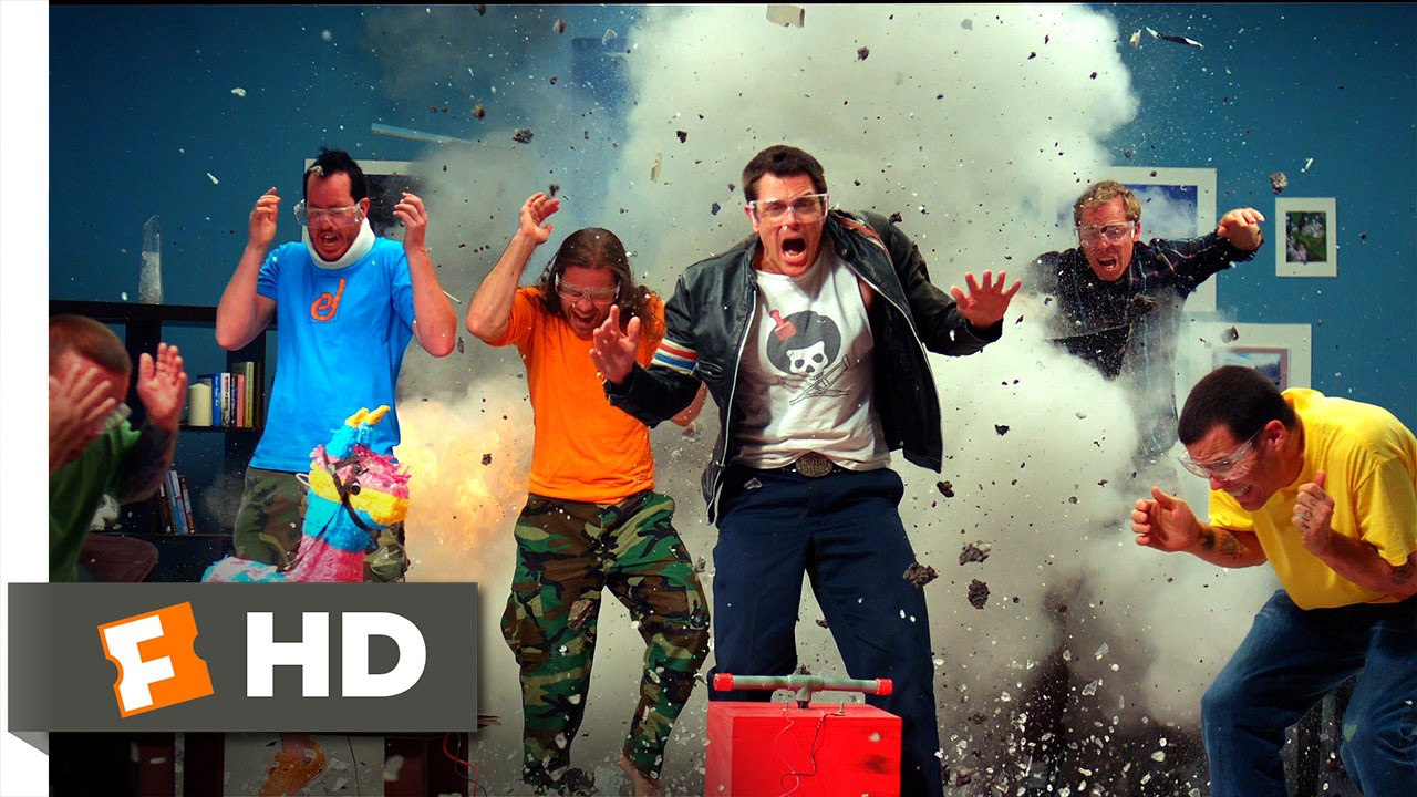 Jackass 3d 10 10 Movie Clip Im About To End This Movie 2010 Hd
