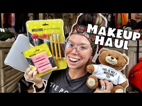 MAKEUP SHOPPING HAUL!  Ulta & Sephora Haul! thumbnail