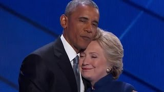President Barack Obama full speech from Democratic National Convention thumbnail