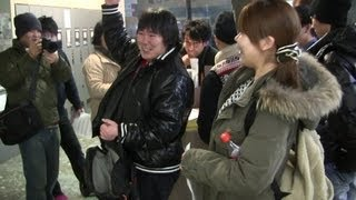 2012/2/12 第二回 焼肉ゴチボウリング対決 vs佃ism 終始緊張してた私(・...