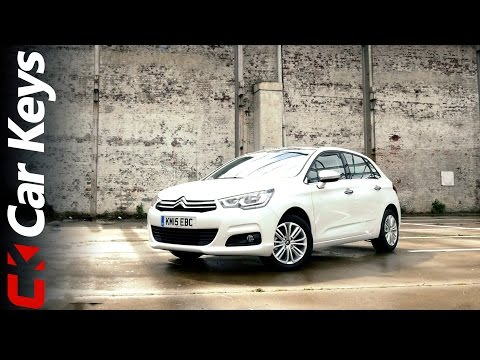 Citroen C4 2015 review – Car Keys