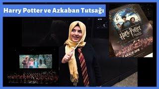 HARRY POTTER KONSERİNE GİTTİM | ZORLU PSM | #harrypotterinconcert