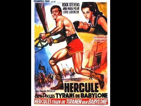 Hercules and the Tyrants of Babylon 1964 Stars: Peter Lupus, Helga Liné, Mario Petri