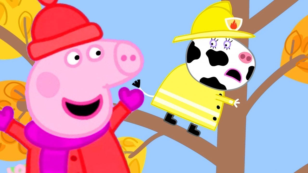 Peppa Pig Official Channel | Peppa Pig to the Rescue