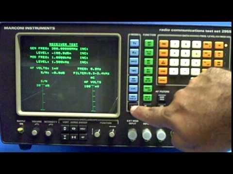 Marconi 2955 Radio Communications Test Set