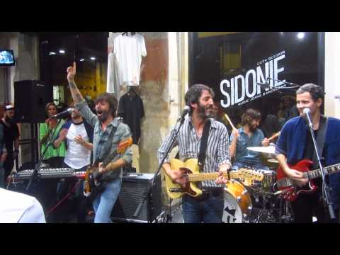 Sidonie Cover Pulp- Disco 2000- Secret Show Barcelona
