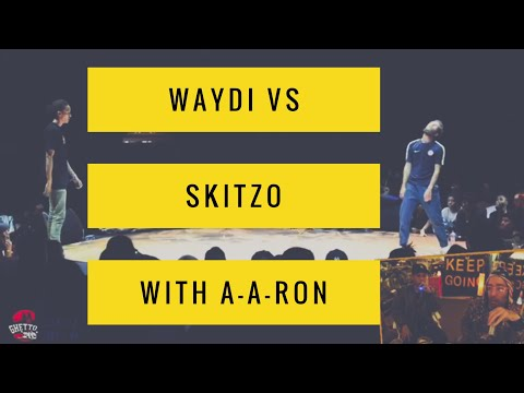 WAYDI VS SKITZO FEAT. A-A-RON with Commentary