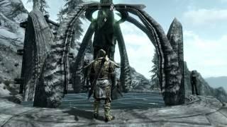 the Elder Scrolls 5 Skyrim Серия 15 Продолжаем очищать камни (Dragonborn)