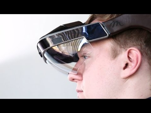 Meta 2 is Making Augmented a Reality