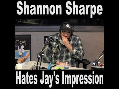 The BOB & TOM Show - Shannon Sharpe Hates Jay Pharoah's Impression of him