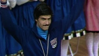 Mark Spitz - Seven golds - Munich 1972 Olympic Games