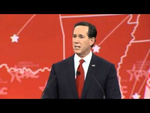 Santorum: If ISIS Wants to Bring Back 7th Century, Let's Bomb them to 7th Century