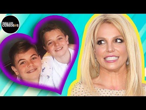 Así Viven Los Hijos De Britney Spears, A Pesar De Los Tropiezos De Su Madre