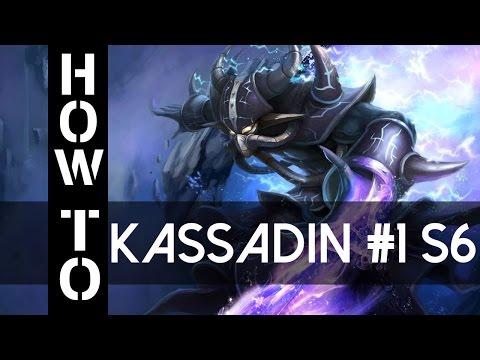 Kassadin Guide German + Gameplay Part 1