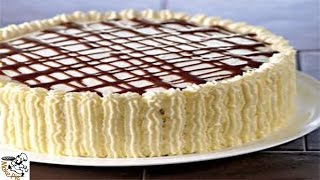Sour Cream Cake Recipe.sour Cream Cake