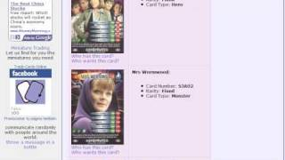 Doctor Who - Battles in Time, Adventurer - Sarah Jane Adventures
