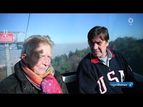Schleyer Sohn trifft Ex-RAF Mitglied Maier-Witt