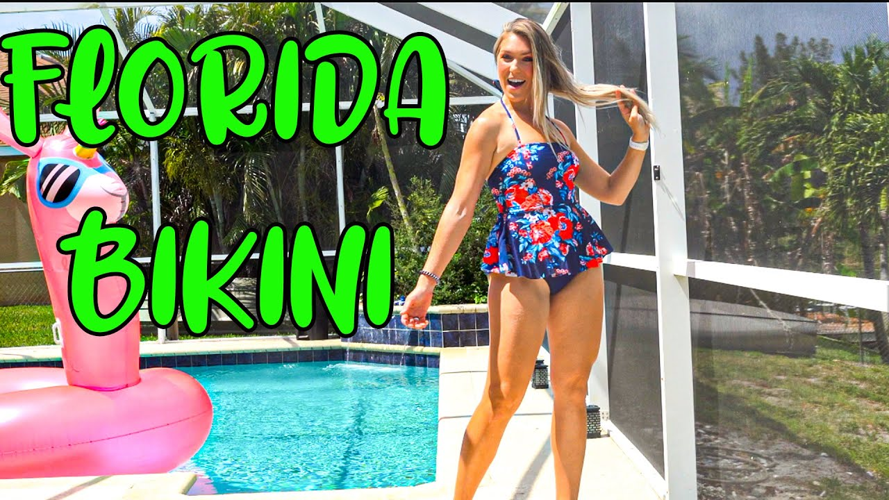 Bikini trends for Miami Beach summer 2021!