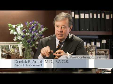 NYC Plastic Surgeon Dr. Antell discusses his Breast Enhancement services