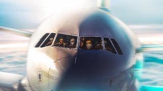 CS:GO - BOTS on a Plane!