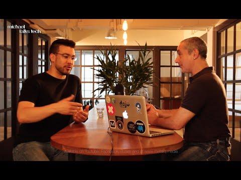 """michael talks tech"" (episode 4 season 1) with Tiwa York CEO Kaidee.com"