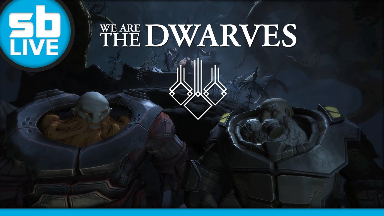 Live Replay: We Are The Dwarves (02/24/16)