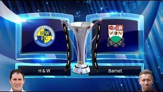 H & W vs Barnet Prediction & Preview 27/04/2019 - Football Predictions
