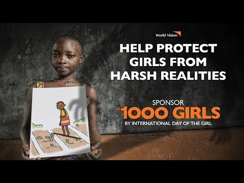 1,000 Girls (Short length) | Sponsor A Girl with World Vision Australia