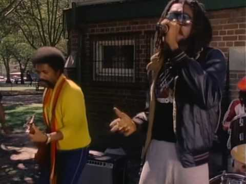 Peter Tosh - Johnny B. Goode (Official Video Version) (1983) (HD) 4:3