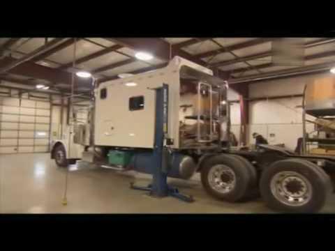 El sue�o de los camioneros europeos