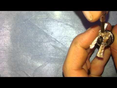 Steam turbine clone dual coil auto dripping build