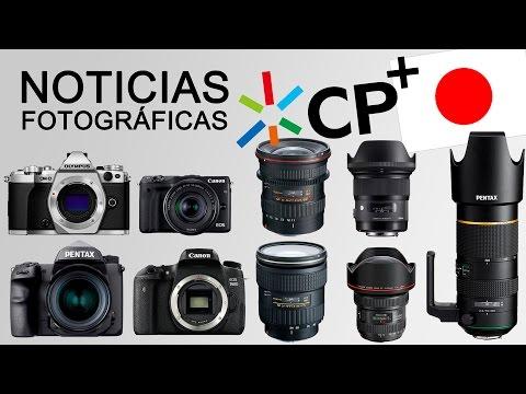 Noticias sobre fotografía - CP+ 2015