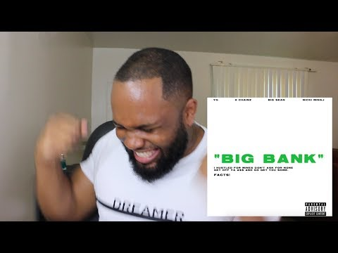 YG - Big Bank (Audio) ft. 2 Chainz, Big Sean, Nicki Minaj | Reaction