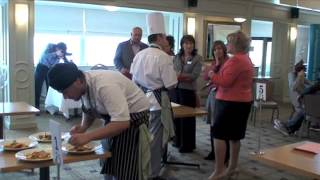 Leicester College Chef of the Year 2012