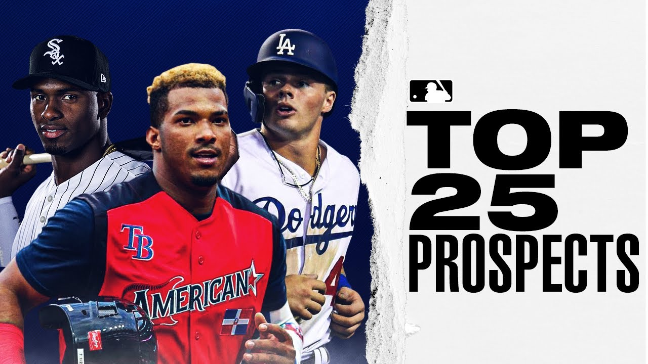 MLB's Top 25 Prospects for 2020 | Rays' Wander Franco, White Sox Luis Robert
